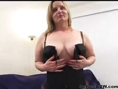 Voluptuous Bbw Banged