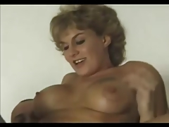 FRENCH MATURE blonde anal mom  with nice tits