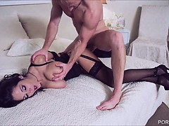 Busty Ava Addams Is A Dirty Talking Nympho