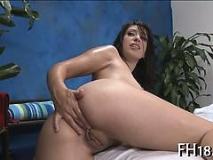 Amazing babe lengthy cockriding