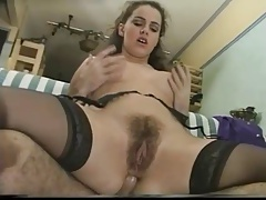hairy girl 245