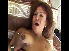 Brazilian Mother big ass