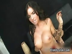 Cock loving pornstar Christy Mack